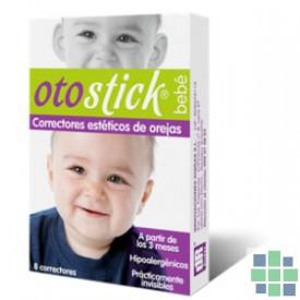 Otostick bebé correctores estéticos de orejas 8 ud