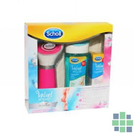 Pack Velvet Smooth Dr. Scholl