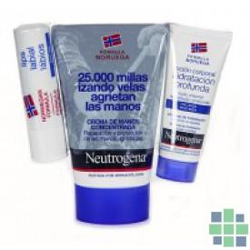 Neutrógena crema manos+ labios+ loción