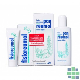 Pan-Reumol Baño de Manos 200 ml + Fisioreumol 50ml