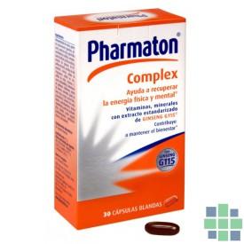Pharmaton 30 cápsulas