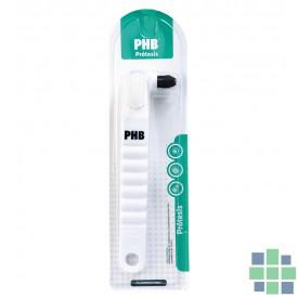 PHB cepillo protesis