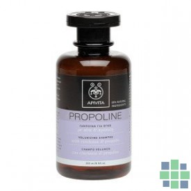 APIVITA PROPOLINE CHAMPU VOLUMEN CINCHONA & PROPOPOLIS 250 ml