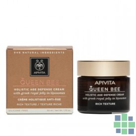 APIVITA QUEEN BEE CREMA ANTIEDAD TEXT RICA 50 ml