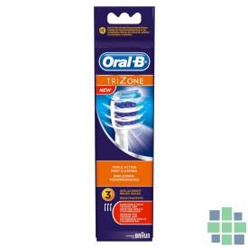 Recambio Oral B Trizone 3 uds