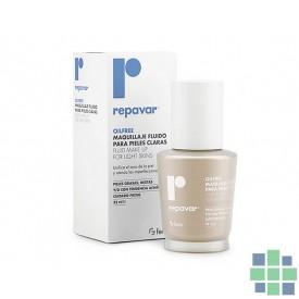 Repavar Oilfree Maquillaje Fluido Piel Clara 35 ml