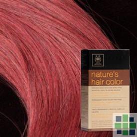 Apivita tinte permanente 6.56 Rojo intenso