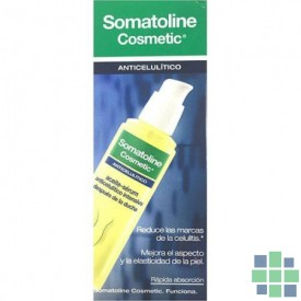 Somatoline aceite-sérum anticelulítico 125ml