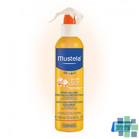 Mustela Spray Solar Alta Proteccion SPF50+ 300 ml