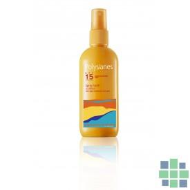 Polysianes Spray al Monoï  SPF 15 125 ml