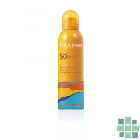 Polysianes Spray Sedoso al Monoï SPF 50 150 ml