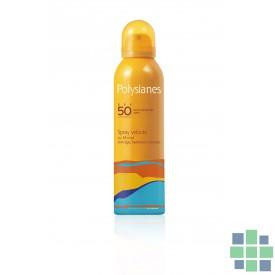 Polysianes Spray Sedoso al Monoï SPF 50 150 ml