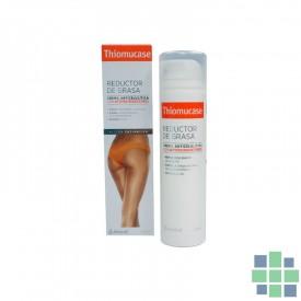 Thiomucase crema anticelulítica reductor de grasa 200ml