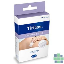 Tiritas Sensitive Elastic 1x8cm