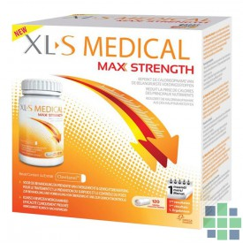 XLS Medical Max Strength 120c
