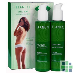Elancyl Cellu Slim Dúo 2 x 200 ml